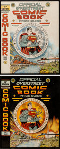 Original Comic Art:Miscellaneous, L. B. Cole Overstreet Comic Book Price Guide 18th Edition Cover Color Production Art (Gemstone, 1988)....