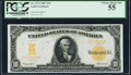 Large Size:Gold Certificates, Fr. 1172 $10 1907 Gold Certificate PCGS Choice About New 55.. ...