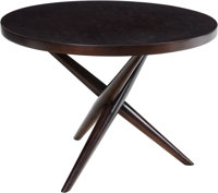 Terence Harold Robsjohn-Gibbings (British, 1905-1976) Jacks Table, circa 1950, Widdicomb Furniture Comp