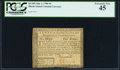 Colonial Notes:Rhode Island, Rhode Island July 2, 1780 $4 PCGS Extremely Fine 45.. ...