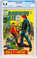 Bronze Age (1970-1979):Western, Rawhide Kid #80 (Marvel, 1970) CGC NM 9.4 Off-white to white pages....