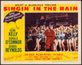 """Movie Posters:Musical, Singin' in the Rain (MGM, 1952). Very Fine-. Lobby Card (11"""" X 14""""). Musical.. ..."""
