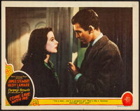"Come Live with Me (MGM, 1941). Fine/Very Fine. Lobby Card (11"" X 14""). Comedy"