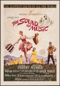 """Movie Posters:Academy Award Winners, The Sound of Music (20th Century Fox, 1965). Fine+. Trimmed Window Card (14"""" X 20"""") Todd A-O Style. Howard Terpning Artwork...."""