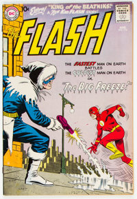 The Flash #114 (DC, 1960) Condition: FN/VF