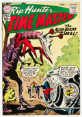 Silver Age (1956-1969):Science Fiction, Rip Hunter... Time Master #2 (DC, 1961) Condition: VF/NM....