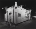 Photographs:Gelatin Silver, George A. Tice (American, b. 1938). White Castle, Route #1, Rahway, New Jersey, 1973. Gelatin silver, printed later. 10-...