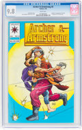 Modern Age (1980-Present):Superhero, Archer & Armstrong #0 (Valiant, 1992) CGC NM/MT 9.8 White pages....