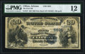 National Bank Notes:Arizona, Clifton, AZ - $20 1882 Date Back Fr. 557 The First NB Ch. # (P)5821 PMG Fine 12.. ...
