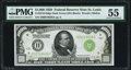 Small Size:Federal Reserve Notes, Fr. 2210-H $1,000 1928 Federal Reserve Note. PMG About Uncirculated 55.. ...
