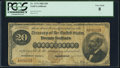 Large Size:Gold Certificates, Fr. 1174 $20 1882 Gold Certificate PCGS Very Good 8.. ...