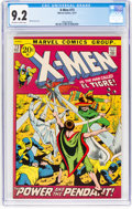 Bronze Age (1970-1979):Superhero, X-Men #73 (Marvel, 1971) CGC NM- 9.2 Off-white to white pa...
