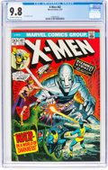 Bronze Age (1970-1979):Superhero, X-Men #82 (Marvel, 1973) CGC NM/MT 9.8 Off-white to white pages....