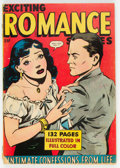 Golden Age (1938-1955):Romance, Fox Giants: Exciting Romance Stories (Fox Features Syndicate, 1949) Condition: GD....