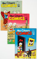 Golden Age (1938-1955):Cartoon Character, Walt Disney's Comics and Stories Group of 14 (Dell, 1944-49)Condition: Average VG/FN.... (Total: 14 Comic Books)