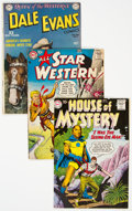 Golden Age (1938-1955):Miscellaneous, DC Golden Age Comics Group of 9 (DC, 1950-64) Condition: Average FN.... (Total: 9 )