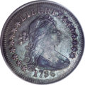 Early Quarters, 1796 25C XF45 PCGS....