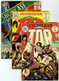 Bronze Age (1970-1979):Adventure, Tor Group Plus (DC, 1956-76) Condition: Average FR.... (Total: 6 Comic Books)