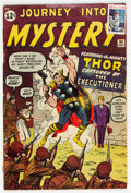 Silver Age (1956-1969):Superhero, Journey Into Mystery #84 (Marvel, 1962) Condition: VG-....