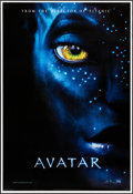 """Movie Posters:Science Fiction, Avatar (20th Century Fox, 2009). Rolled, Very Fine+. International Untrimmed One Sheet (27"""" X 40"""") DS, Style A. Science Fict..."""