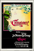 """Movie Posters:Mystery, Chinatown (Paramount, 1974). Flat Folded, Very Fine-. One Sheet (27"""" X 41""""). Jim Pearsall Artwork. Mystery.. ..."""