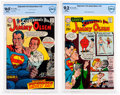 Silver Age (1956-1969):Superhero, Superman's Pal Jimmy Olsen #122 and 125 CBCS-Graded Group (DC, 1969).... (Total: 2 )