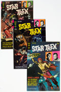 Bronze Age (1970-1979):Science Fiction, Star Trek Group of 9 (Gold Key, 1971-73) Condition: Average FN+.... (Total: 9 Comic Books)