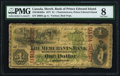 Canadian Currency, Charlottetown, PEI - Merchants Bank of Prince Edward Island $1 1.9.1877 Ch.# 470-100-402a PMG Very Good 8.. ...