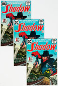 Bronze Age (1970-1979):Miscellaneous, The Shadow #1 Group of 12 (DC, 1973) Condition: Average FN+....(Total: 12 Comic Books)