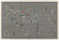 Prints & Multiples:Print, Yaacov Agam (b. 1928). Double Metamorphosis IV, c. 1979. Screenprint in colors on Arches paper. 30 x 50 inches (76.2 x 1...