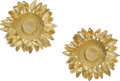 Estate Jewelry:Earrings, Gold Earrings, Asprey. ...