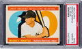 Baseball Cards:Singles (1960-1969), 1960 Topps Mickey Mantle All-Star #563 PSA NM-MT 8....