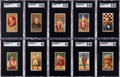 "Olympic Cards:General, 1888 N162 Goodwin ""Champions"" Partial Set (27/50)...."