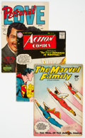 Golden Age (1938-1955):Miscellaneous, Golden Age Comics Group of 6 (Various Publishers, 1940s-50s) Condition: Average VG/FN.... (Total: 6 Comic Books)