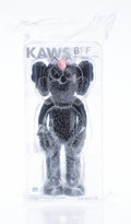 Prints & Multiples:Contemporary, KAWS (American, b. 1974). BFF (Black and MoMa), two works, 2017. Painted cast vinyl. 13-1/2 x 5 x 3 inches (34.3 x 12.7 ... (Total: 2 Items)