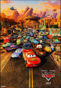 "Movie Posters:Animation, Cars & Other Lot (Buena Vista, 2006). Rolled, Very Fine/Near Mint. One Sheets (2) (26.75"" X 39"" & 26.75"" X 40"") SS, Advance.... (Total: 2 Items)"