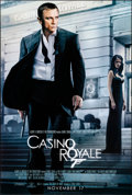"Movie Posters:James Bond, Casino Royale (MGM, 2006). Rolled, Very Fine/Near Mint. One Sheet (26.75"" X 39.75""). James Bond.. ..."