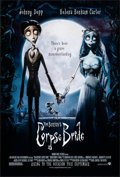 "Movie Posters:Animation, Corpse Bride (Warner Brothers, 2005). Rolled, Very Fine+. One Sheet (27"" X 40"") DS Advance. Animation.. ..."