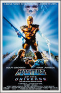 "Movie Posters:Action, Masters of the Universe & Other Lot (Cannon, 1987). Rolled, Very Fine. One Sheets (2) (27"" X 40"" & 27"" X 41"") SS. Action.. ... (Total: 2 Items)"