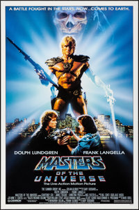 "Masters of the Universe & Other Lot (Cannon, 1987). Rolled, Very Fine. One Sheets (2) (27"" X 40"" & 27&..."