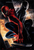 """Movie Posters:Action, Spider-Man 3 & Other Lot (Columbia, 2007). Rolled, Overall: Very Fine-. One Sheets (2) (27"""" X 40"""") SS, Advance. Action.. ... (Total: 2 Items)"""