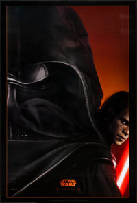 """Star Wars: Episode III - Revenge of the Sith (20th Century Fox, 2005). Rolled, Very Fine+. One Sheets (2) (27"""" X 40..."""