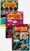 Bronze Age (1970-1979):Superhero, Detective Comics Neal Adams Group of 4 (DC, 1970-71) Condition:Average VF.... (Total: 4 Comic Books)