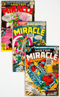 Bronze Age (1970-1979):Superhero, Mister Miracle Group of 19 (DC, 1972-78) Condition: AverageVF/NM.... (Total: 19 Comic Books)