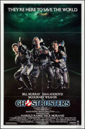 """Movie Posters:Comedy, Ghostbusters (Columbia, 1984). Folded, Very Fine-. One Sheet (27"""" X 41""""). Comedy.. ..."""
