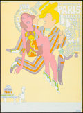 """Movie Posters:Musical, Tribute to Arthur Freed (Personality Posters, 1967). Rolled, Very Fine-. Personality Poster (29.5"""" X 40.25"""") Seymour Chwast ..."""