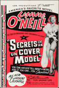 """Movie Posters:Documentary, Secrets of an Uncover Model & Other Lot (Lon Productions, 1965). Folded, Very Fine-. One Sheets (2) (27"""" X 41""""). Documentary... (Total: 2 Items)"""