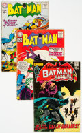 Bronze Age (1970-1979):Superhero, Batman Group of 14 (DC, 1960-71) Condition: Average GD.... (Total:14 Comic Books)