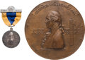 George Washington: St. Gaudens Medals