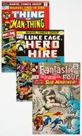 Silver Age (1956-1969):Superhero, Marvel Silver to Bronze Age Group of 19 (Marvel, 1960s-70s) Condition: Average VF.... (Total: 19 Comic Books)